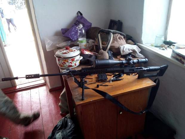 Зброю російського формату активно використовують бойовики