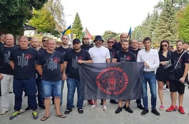 українська спілка учасників АТО