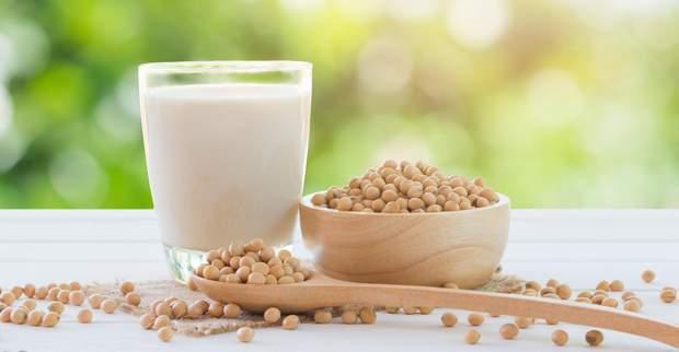 Соєве молоко: користь