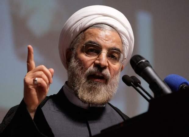 Президент Ірану Хассан Рухані