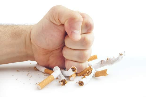 Ідеальний віковий діапазон, щоб кинути курити – від 40 до 45 років