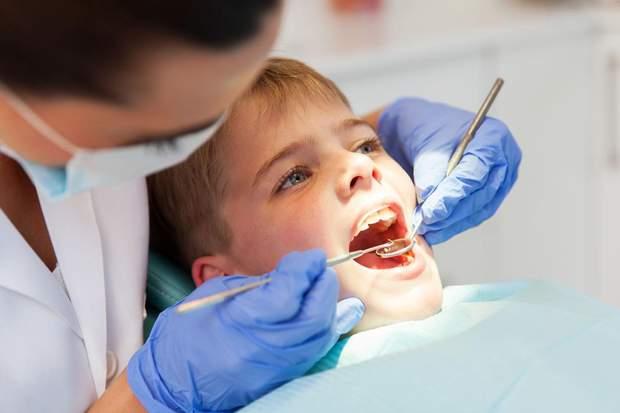 Постійні зуби мають тонку емаль