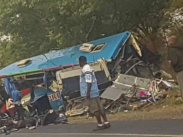 Через аварію загинули майже 50 людей