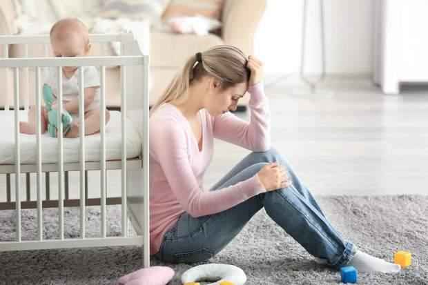 Які жінки частіше страждають від післяродової депресії