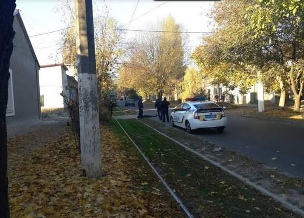 Поліція Одеса Вбивство Розслідування Кримінал