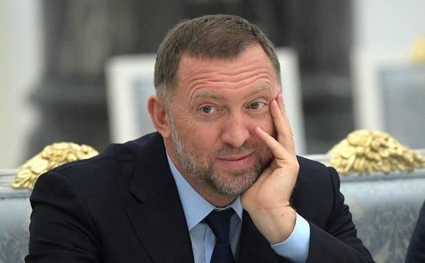 Олег Дерипаска, російський мільярдер