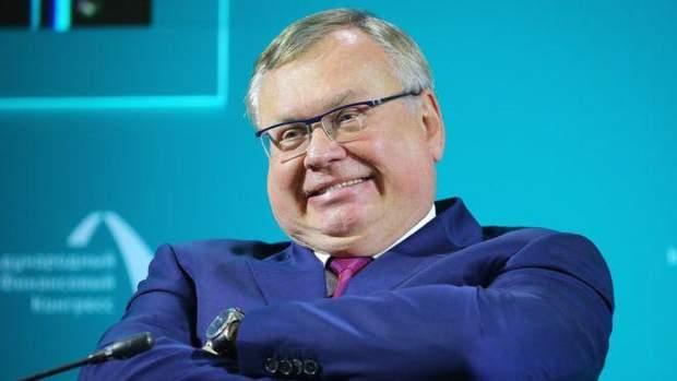 Андрій Костін, фінансист, банкір
