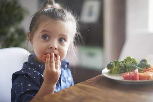 Які емоції є у дитини, коли вона просить додаткову порцію їжі