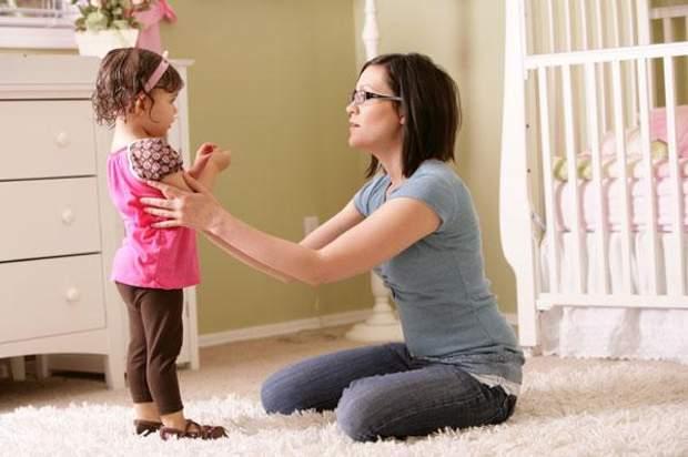 Як ви розмовляєте з вашою дитиною