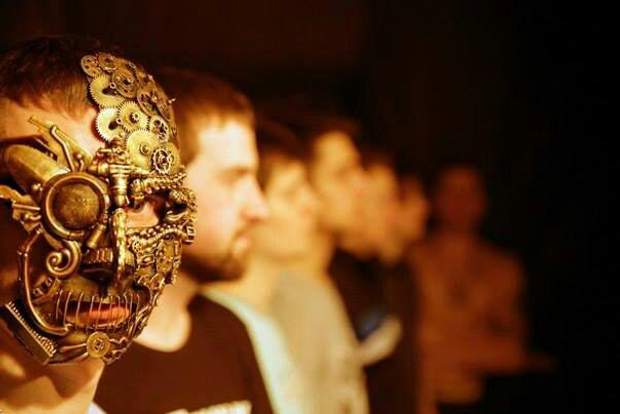 маски брагіна