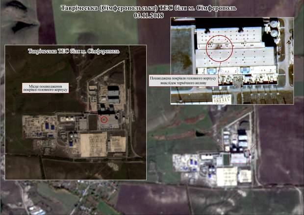 Siemens турбіни аварія Крим