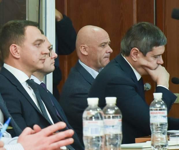 Одеса Труханов суд