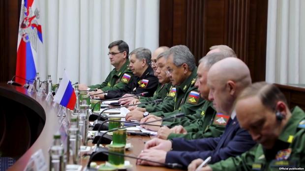 Пригожин Шойгу Росія Лівія переговори