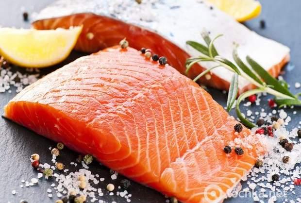 Риба корисна для організму