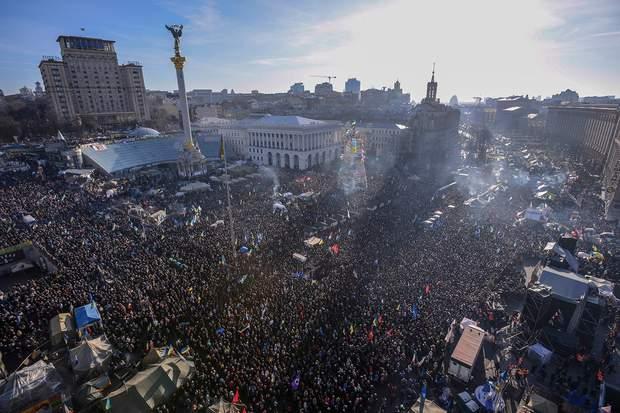 Майдан 2013 року