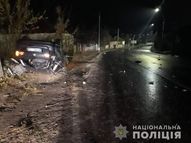 Харківщина, Куп'янськ, ДТП, підлітки, жертви