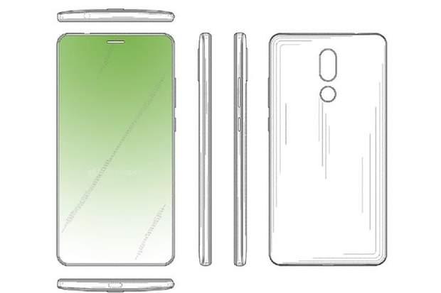Новий патент від Huawei