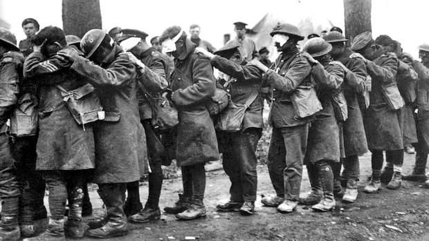Точних втрат у Першій Світовій війні підрахувати неможливо
