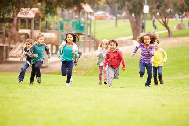 Діти повинні більше часу проводити на свіжому повітрі