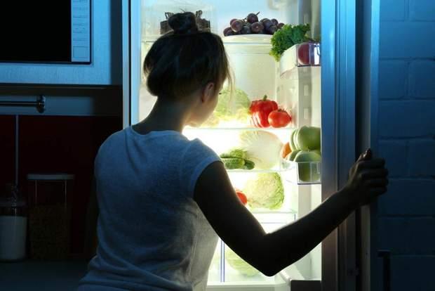 Найбільше калорій спалюється з 17:00 до 20:00