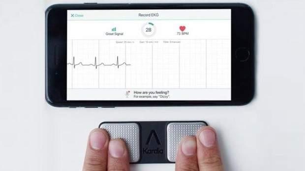 Додаток, що діагностує інфаркт у користувача