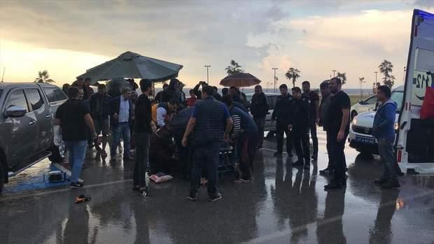 Смерч в Туреччині налякав туристів
