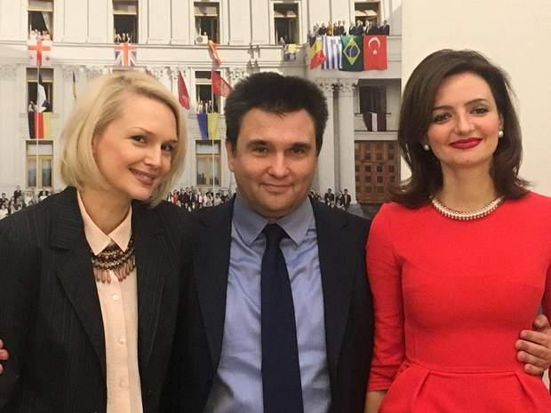 Катерина Зеленко Клімкінг Беца МЗС