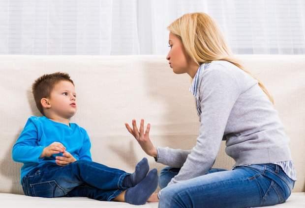 Чому не потрібно кричати на дітей