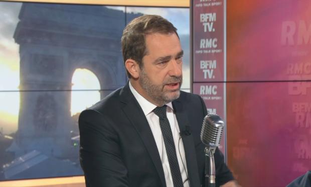 Крістоф Кастанер Франція теракти Париж міністр глава МВС