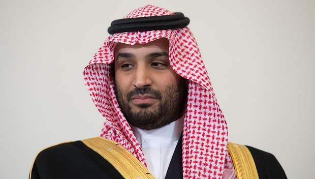 Наслідний принц Саудівської Аравії Мохаммед бін Салман