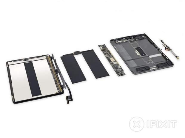 Новий iPad Pro повністю розібрали