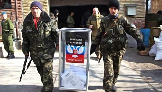 ОРДЛО, війна на Донбасі