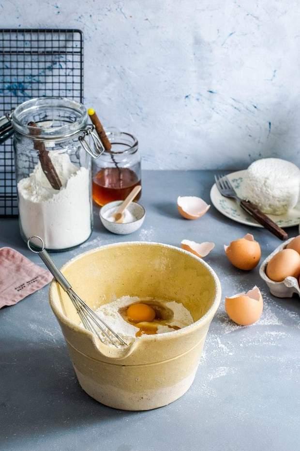 Рецепт приготування яблучного пирога