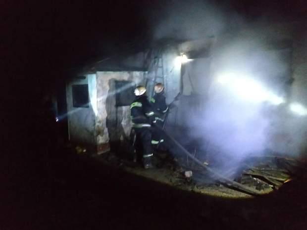 У пожежі загинуло троє дітей