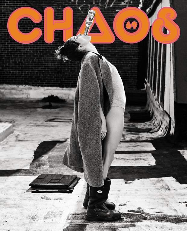 Кендалл Дженнер для Chaos Sixty Nine