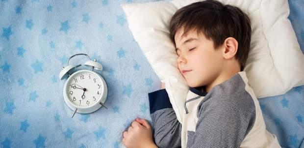 Дефіцит сну у дітей може призвести до набору зайвої ваги