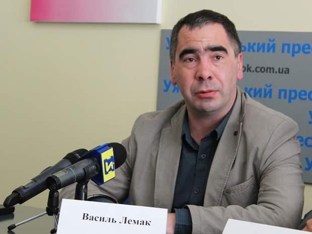 Суддя Василь Лемак