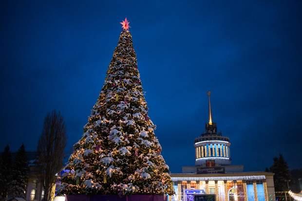 Куди піти в Києві на Новий рік