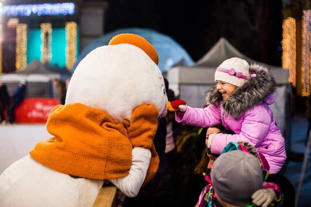 Куди піти на зимові свята Київ
