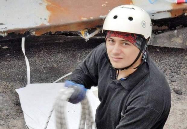 Євромайдан розстріл активісти Храпаченко