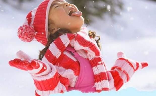 Їсти сніг безпечно