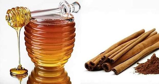 Користь кориці і меду