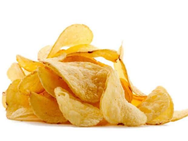 Картопляні чіпси містять канцерогени