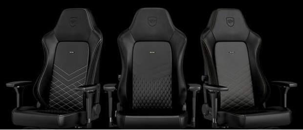 Геймерські крісла Noblechairs