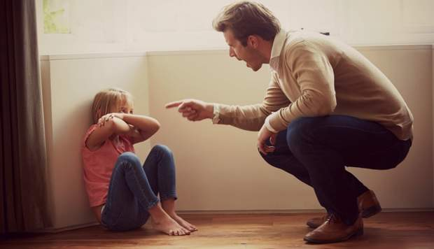 крик, батьки, діти, психологія, поведінка, здоров'я