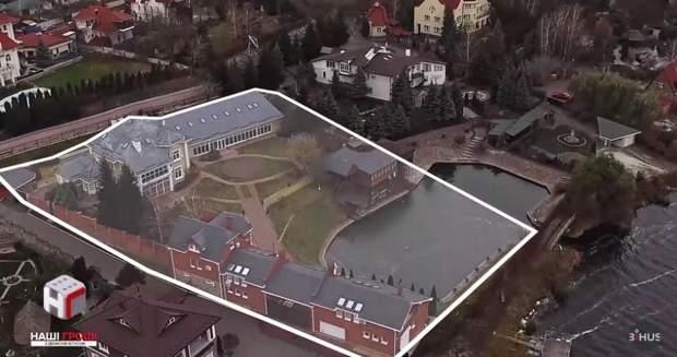 Незадекларований будинок Поплавського