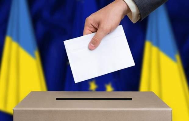 Выбори в Украине