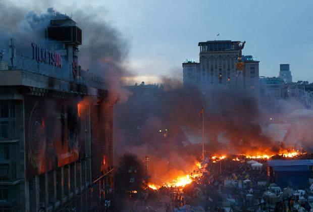 Будинок профспілок Київ