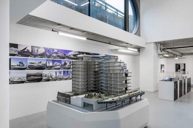 виставка Заха Хадід Нью-Йорк