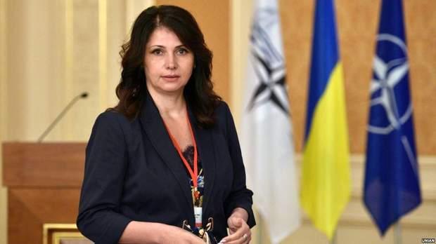 Ірина Фріз міністр у справах ветеранів